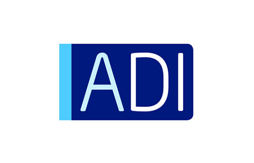 association of dental implantology, adi logo