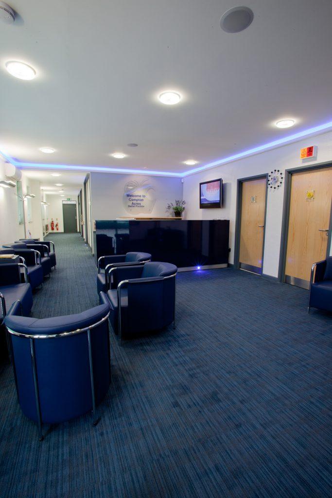 West Bridgford Cosmetic Dentist   X-Ray Room