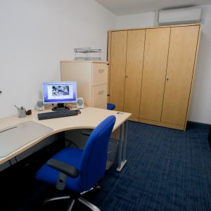 Compton Acres Dental Practice Practice Managers Room